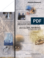 Deloitte Geology, Geopolitics and Global Warming