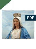 Papel de Parede Nossa Senhora Das Gracas 35183
