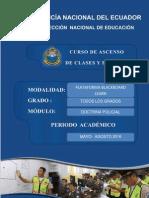 i Modulo Doctrina Policial II 2016