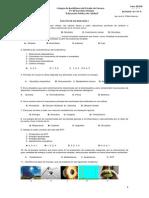 Reactivos Del Bloque III y IV Biologia I 2015B