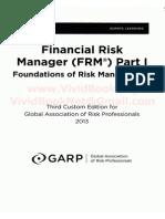 2013 FRM GARP 11