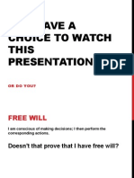 free will vs determinism spinoza
