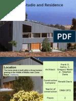 Davis Studio and Residence