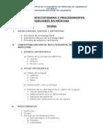 Curso de Inyectoterapia y Procedimientos Auxiliares en Medicina