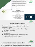 Modelado de Clases