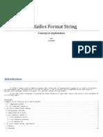 Les Failles Format String