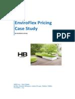 huckleberry group - price case study