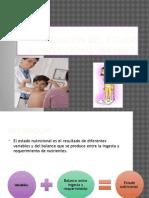 Evaluación Del Estado Nutricional Del Niño