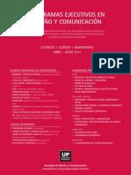 Brochure Programas Ejecutivos DC