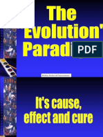 The Evolution Paradigm