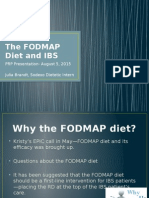 juliab prp presentation ppt the fodmap diet and ibs