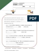 Test Phonetics Word Stress Schwa John Legend Write4rigths