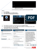 Office 365 - configuration guide - Android.pdf