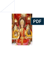 Saraswathi, Kaali and Mahalakshmi