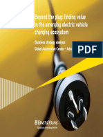 Beyond the Plug - Finding Value in the Electric Vehicle Charging Ecosystem