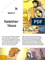 Kelahiran Yesus - Jesus is Born