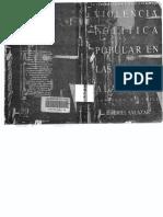 Violencia Politica Popular en Las Grandes Alamedas 1947-1987