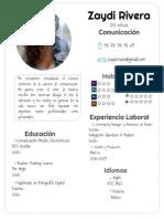 CV Zaydi Rivera