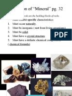 u3 -2 mineral groups