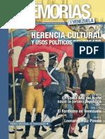 Memorias Herencia Cultural