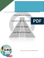 Investigacion Culturas Indigenas de Sinaloa