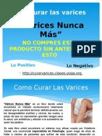 cmocurarlasvarices-130822140251-phpapp01.pptx