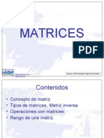 Matrices - Basico