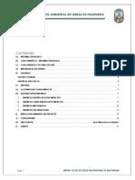 ESTUDIO DE IMPACTO AMBIENTAL - SIFON