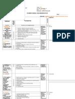 Planificare Scrapbook