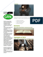 grn christmas newsletter snail mail version 2015