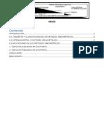 Unidad 6 Quimica Analitica METODOS GAVIMETRICOS de ANALISIS (Completa)
