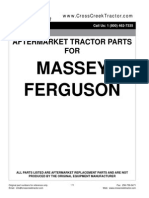 Catalogo de piezas Massey Ferguson