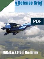 Moscow Defense Brief