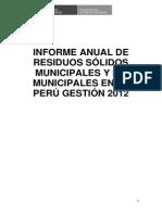 Residuos Solidos en Cajamarca