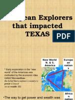 explorers of texas  edited