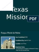 texas missions