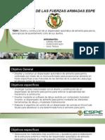 SGCDI260 Presentación Diapositiva 1