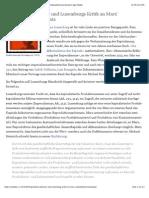 Stützle, Ingo (2014) - Imperialismustheorie und Luxemburgs Kritik an Marx' Reproduktionsschemata | Ingo Stützle