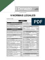 D.S 004-2009-In Contratacion de Policias