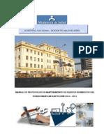 Manual de Protocolos de Mantto Eq. Biomedicos_2010