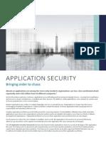 Application Security Exec Summary AW