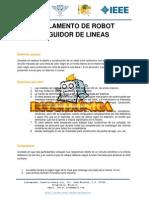 1. Reglamento Seguidor de Lineas V2