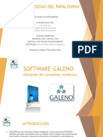 Software Galeno