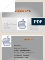 Fi 305 Apple