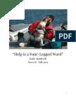 Help Is A Four-Legged Word