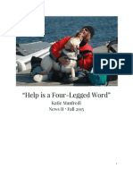 Help Is A Four-Legged Word