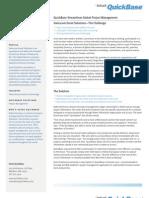 Swisscom Uses Quickbase to Streamline Project Management