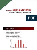 Discrete Prob Distribution