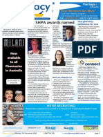 Pharmacy Daily for Mon 07 Dec 2015 - API core strategy focus, Top SHPA awards named, NOACs under-prescribed, Weekly Comment and much more