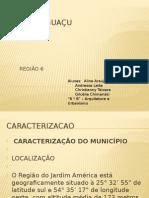 Foz Do Iguaçu plano diretor